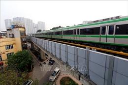 Đường sắt Cát Linh - Hà Đông vẫn 'lỗi hẹn', chưa ấn định ngày khai thác