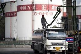 Giá dầu thô châu Á đi xuống