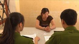 Triệt phá đường dây mua bán phụ nữ sang Trung Quốc