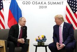 Tổng thống Nga và Mỹ xác nhận mong muốn tiếp tục đối thoại