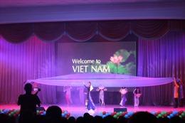 Nữ sinh Việt Nam giành ngôi Á Hậu 2 cuộc thi Hoa hậu các dân tộc châu Á vùng Ural
