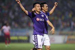 Hà Nội FC dành trọn 3 điểm trên sân nhà, Quảng Nam thất thủ trước Becamex Bình Dương