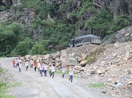 Nơm nớp tai nạn, sập nhà do khai thác đá ở xã Đức Long, Ninh Bình