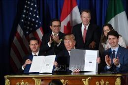 Mexico phê chuẩn thỏa thuận thương mại với Canada, Mỹ