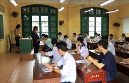 Bình Định công bố điểm chuẩn vào lớp 10 các trường THPT