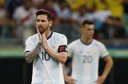 Copa America 2019: Argentina trả giá cho tâm lý thi đấu thử nghiệm
