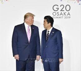 Hội nghị G20: Mỹ - Nhật Bản khẳng định tầm quan trọng của liên minh song phương