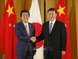 Hội nghị G20: Trung-Nhật đạt thỏa thuận 10 điểm nhằm thúc đẩy quan hệ song phương