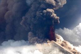 Triển khai quân đội hỗ trợ người dân tại khu vực núi lửa Ulawun