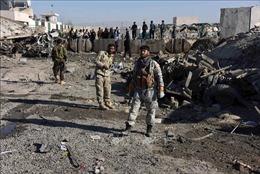 Taliban sát hại tám nhân viên bầu cử tại Afghanistan
