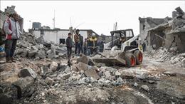 Không kích tiêu diệt nhiều thủ lĩnh nổi dậy liên quan al-Qaeda tại Syria