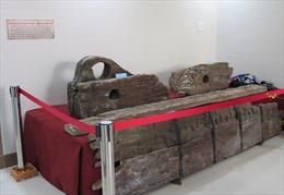 Trưng bày hiện vật từ 9 tàu cổ đắm trên vùng biển Việt Nam