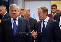 EU vẫn 'bế tắc' về danh sách đề cử các chức danh chủ chốt