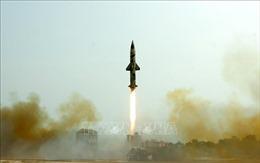 Ấn Độ phóng thử tên lửa đất đối đất Prithvi-II