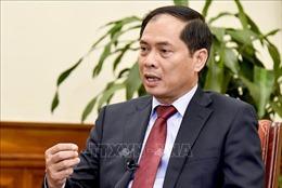Động lực mới nâng tầm quan hệ Đối tác và hợp tác toàn diện Việt Nam - EU