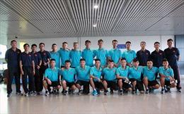 U20 futsal Việt Nam sẵn sàng cho vòng chung kết U20 futsal châu Á 2019