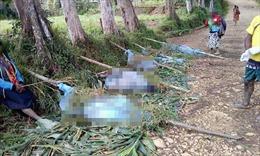 Thảm sát ở Papua New Guinea, ít nhất 18 người thiệt mạng