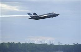 Mỹ triển khai nhiều máy bay tiêm kích tới châu Âu