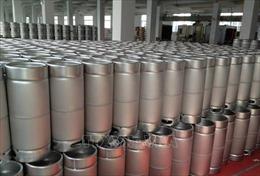 Trung Quốc áp thuế chống bán phá giá đối với thép không gỉ nhập khẩu