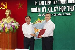 Luân chuyển ông Trần Tiến Hưng làm Phó Bí thư Tỉnh ủy Hà Tĩnh