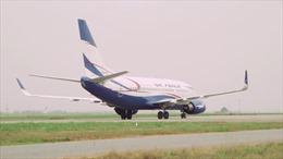 Nigeria: Máy bay Boeing 737 rơi bánh khi hạ cánh