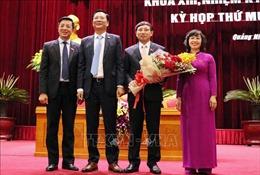 Quảng Ninh có tân Chủ tịch Hội đồng nhân dân và Ủy ban nhân dân