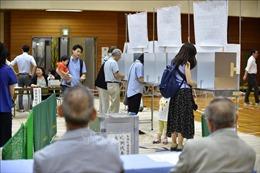Bầu cử Thượng viện Nhật Bản: Tỷ lệ cử tri đi bỏ phiếu chỉ đạt 48,8%