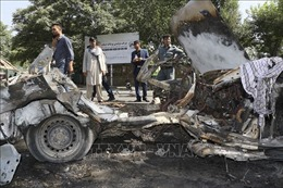 Đánh bom liên hoàn tại Kabul, ít nhất 5 người thiệt mạng
