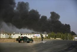 Nổ lớn tại trường đại học ở Afghanistan, ít nhất 12 người thương vong