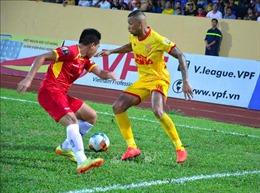 V.League 2019: Dược Nam Hà Nam Định tiếp tục thắng trên sân nhà