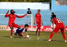 V.League 2019: Hải Phòng mất điểm trên sân nhà