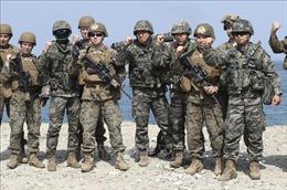 Mỹ - Hàn nhất trí thảo luận chia sẻ chi phí quốc phòng 'một cách công bằng'