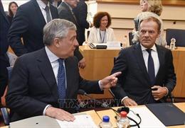 Bầu cử Chủ tịch Nghị viện châu Âu vào ngày 3/7