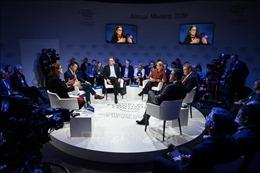 Khoảng 1.900 đại biểu tham gia Diễn đàn Davos mùa Hè 2019 tại Trung Quốc