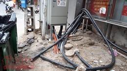 Giả danh nhân viên điện lực bán dây cáp điện kém chất lượng