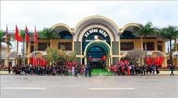 Ga quốc tế Đồng Đăng được công nhận là điểm du lịch