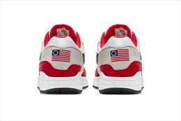 Nike rút bỏ mẫu giày mới in hình cờ Mỹ