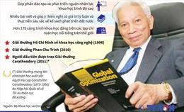 Giáo sư Hoàng Tụy - Cây đại thụ của nền toán học Việt Nam