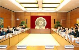 Tăng cường quan hệ hợp tác giữa các đại biểu Quốc hội Việt Nam - Pháp