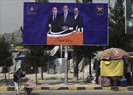 Nổ lớn rung chuyển thủ đô Kabul, ít nhất 13 người bị thương