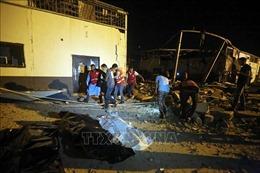 Trên 6.000 người thương vong do xung đột tại Libya