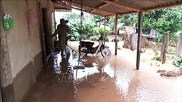 Hoàn lưu bão số 2 gây nhiều thiệt hại tại Yên Bái