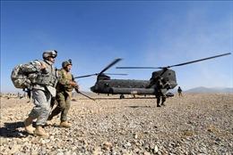 Tổng thống Donald Trump ra 'chỉ thị' rút quân khỏi Afghanistan