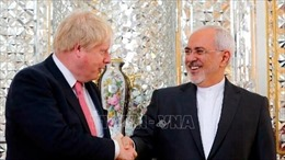 Iran khẳng định không tìm cách đối đầu với Anh