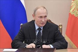 Nga hủy bỏ biện pháp trừng phạt Thổ Nhĩ Kỳ