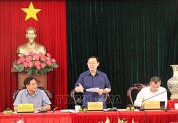 Phó Thủ tướng Chính phủ Vương Đình Huệ làm việc tại Phú Yên