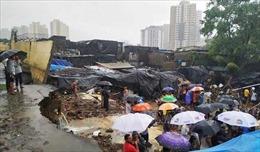 Gia tăng số người thiệt mạng do sập tường ở Ấn Độ