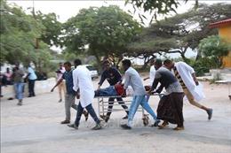 12 người thương vong trong vụ tấn công văn phòng Thị trưởng ở Somalia