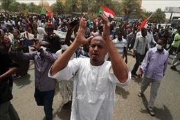 Phe phản kháng tại Sudan kêu gọi tổ chức chiến dịch 'bất tuân dân sự'