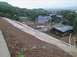 Sụt lún, sạt lở núi tại Đại Từ (Thái Nguyên) đe dọa tính mạng người dân